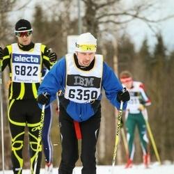 Skiing 90 km - David Karlsson (6350)