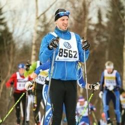 Skiing 90 km - Andreas Asp (8562)