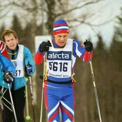 Skiing 90 km - Detlef Scholle (5616)