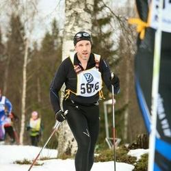 Skiing 90 km - Anders Næstad Bjølseth (5876)