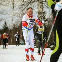 Skiing 90 km - Björn Heiby (7973)