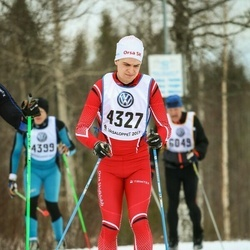 Skiing 90 km - Christian Tennstedt (4327)