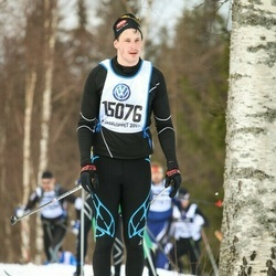 Skiing 90 km - Edvin Kalmaru (15076)