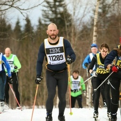Skiing 90 km - David Söderström (11289)