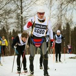 Skiing 90 km - Bo Hansen (6680)
