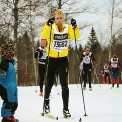Skiing 90 km - Fredrik Olsson (13682)