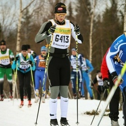 Skiing 90 km - Andreas Ehlis (6413)