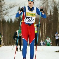Skiing 90 km - Adam Johansson (6579)