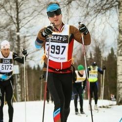 Skiing 90 km - Daniel Schalander (7997)