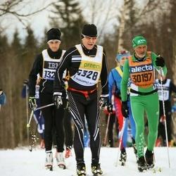 Skiing 90 km - Anders Moritz (5328)