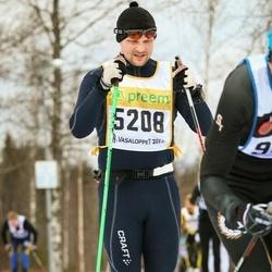 Skiing 90 km - Erik Malmberg (5208)