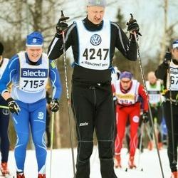 Skiing 90 km - Thomas Andersson (4247)
