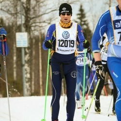 Skiing 90 km - Bo Karlsson (12019)