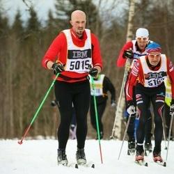 Skiing 90 km - David Danielsson (5015)