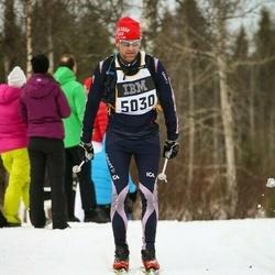 Skiing 90 km - Anders Östberg (5030)