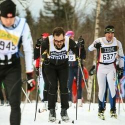 Skiing 90 km - Fredrik Sandesjö (6650)