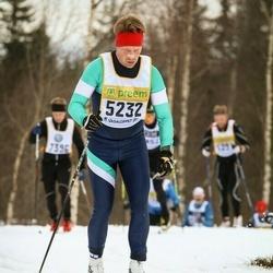Skiing 90 km - Henrik Larsson (5232)