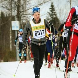 Skiing 90 km - Daniel Spangenberg (6517)