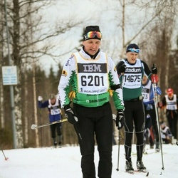 Skiing 90 km - Hillar Irves (6201)