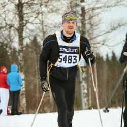 Skiing 90 km - Christoffer Alm (5483)