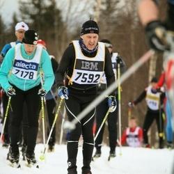 Skiing 90 km - Anders Nielsen (7592)