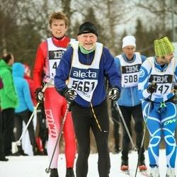 Skiing 90 km - Axel Kristoffersen (5661)
