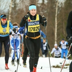 Skiing 90 km - Jenny Olsson (17826)