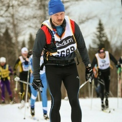 Skiing 90 km - Anders Hastrup Jensen (6689)