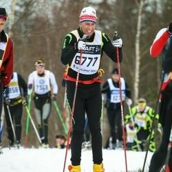 Skiing 90 km - Anders Ingman (6771)