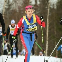 Skiing 90 km - Andrea Skott Dahlgren (17800)
