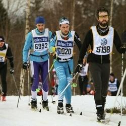 Skiing 90 km - Henrik Sekander (13198)