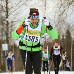 Skiing 90 km - Henrik Pettersson (9383)