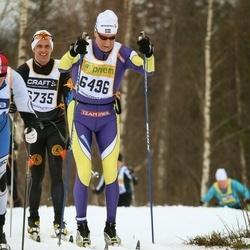 Skiing 90 km - Anders Forsberg (6496)