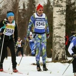 Skiing 90 km - Dirk Hildebrand (6946)