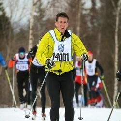 Skiing 90 km - Daniel Gustafsson (14001)
