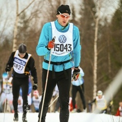 Skiing 90 km - Henrik Jonsson (15043)