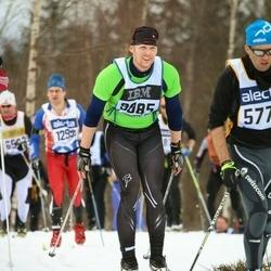 Skiing 90 km - Daniel Lingenhult (9085)