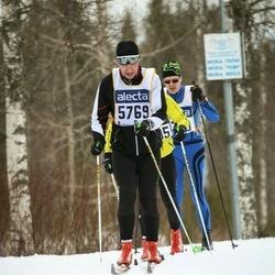 Skiing 90 km - Jari Kokkonen (5769)