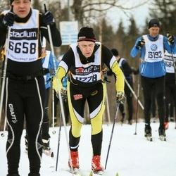 Skiing 90 km - Anders Larsson (11778)