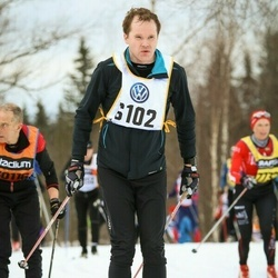Skiing 90 km - David Stenlund (6102)