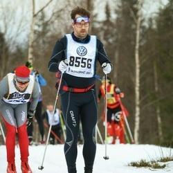 Skiing 90 km - Fredrik Brokvist (8556)
