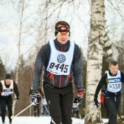 Skiing 90 km - Alexander Lilja (8445)