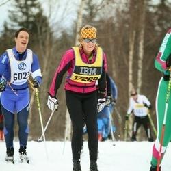 Skiing 90 km - Jenny Anderbjörk (17269)