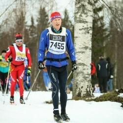 Skiing 90 km - Dennis Stenmark (7455)
