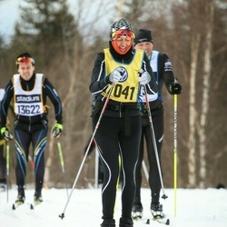 Skiing 90 km - Christina Angelillo (17041)