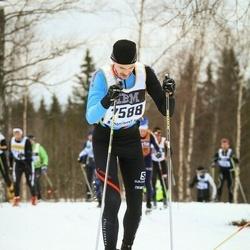 Skiing 90 km - Alexander Björk (7588)