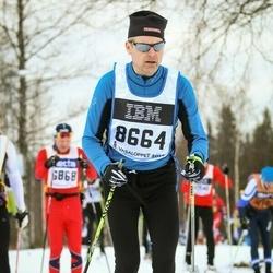 Skiing 90 km - Bo Hellenbrandt (8664)