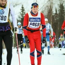 Skiing 90 km - Eigil Örgersen (6868)