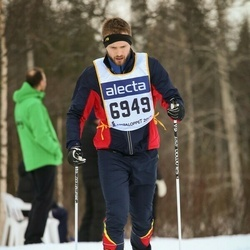 Skiing 90 km - Christian Grønberg (6949)