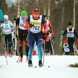 Skiing 90 km - Alexander Pavlov (7762)
